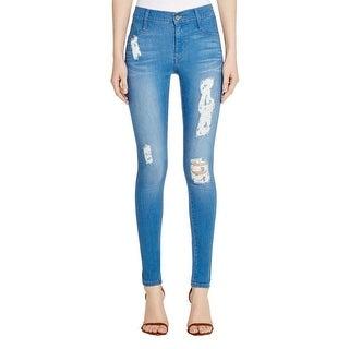 James Jeans Womens Pants Yoga Leg Seamless - 27