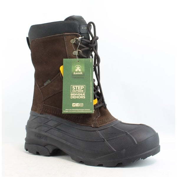 Kamik Mens Nation Wide Snow Boot