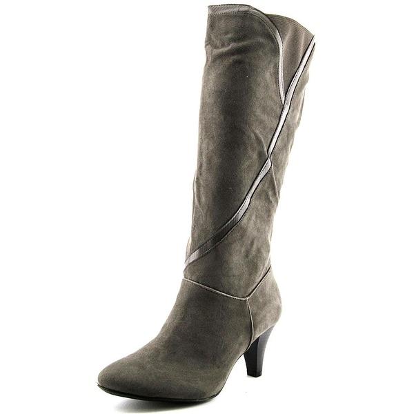 Karen Scott Mailaa Round Toe Synthetic Knee High Boot
