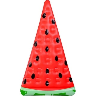 Inflatable 6 ft. Watermelon Slice Pool Float - Multi
