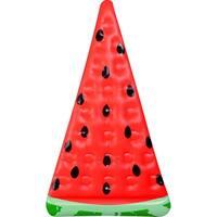 Inflatable 6 ft. Watermelon Slice Pool Float - Multi