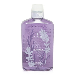 Thymes Body Wash, Lavender, 9.25-Ounce Bottle