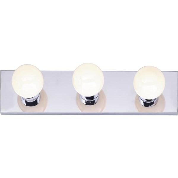 "Nuvo Lighting 77/192 Three Light 18"" Bathroom Bar Light"