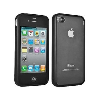 Griffin Reveal Cover Case for Apple iPhone 4/4S with Viewing Stand (Black) (Bulk