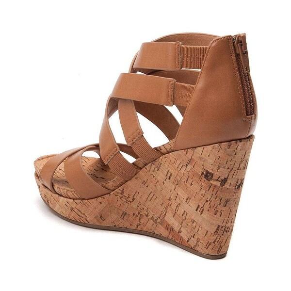 Report Womens khandi Open Toe Casual Platform Sandals - 8.5