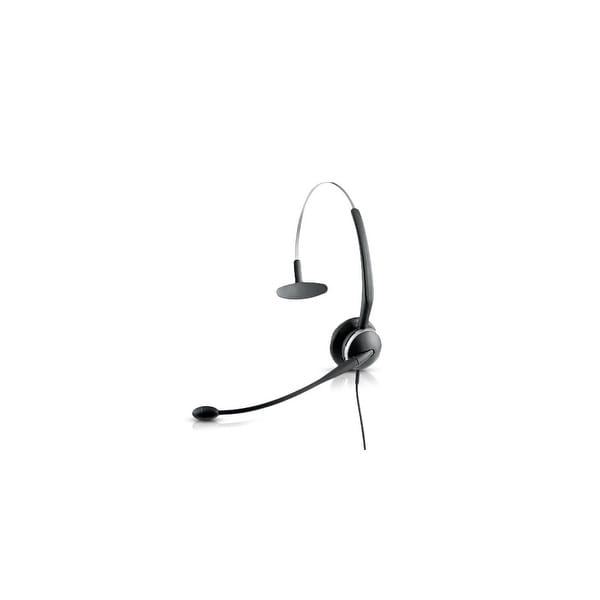 Jabra GN2124 Mono Noise-Canceling Microphone Corded Headset 2104-820-105
