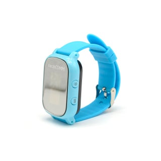 TechComm G700 Kid Tracker Watch for T-Mobile ONLY with Call, GPS and Geofencing (Option: Blue)