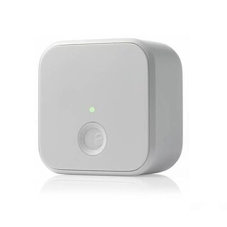 August AUG-AC02 Connect Smart Home Controller with Bluetooth Smart Technology, HomeKit? Compatibility and Wi-Fi Capability