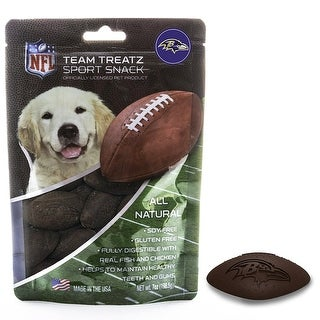 NFL Baltimore Ravens Dog Treats