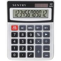 Sentry Mini Desk Calculator