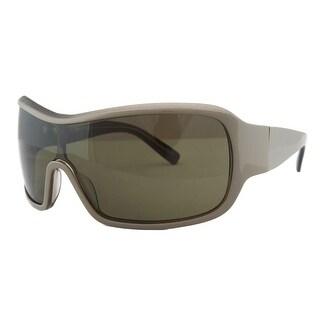 Vera Wang V234 KHAKI Khaki Single Lens Sunglasses