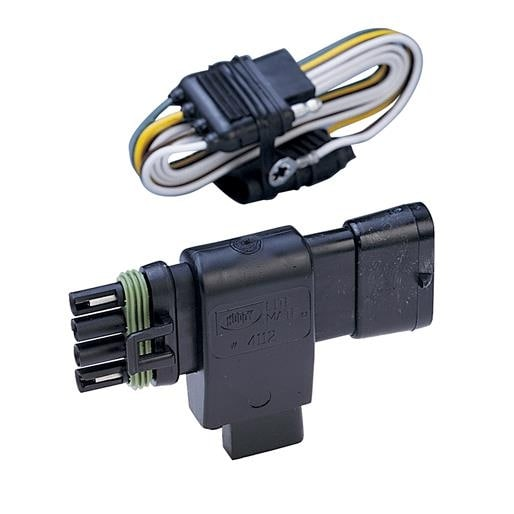 GM Accessories 12498307 Trailer Wiring Harness Adapter General Motors  Towing Products & Winches Exterior Accessories Wiring Towing Products &  Winchespropertyhunters.mu