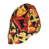 Forney Multicolored Welding Cap - 7-1/2""