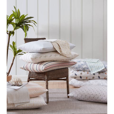 Tommy Bahama Cotton Printed Sheet Sets and Pillowcase Pairs