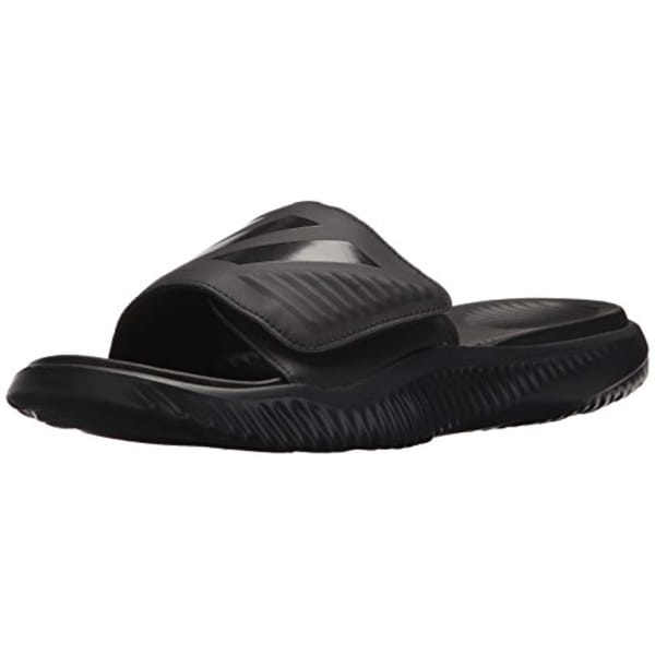 e4204560c Shop Adidas Men s Alphabounce Slide Sport Sandal - Free Shipping Today -  Overstock - 27121594