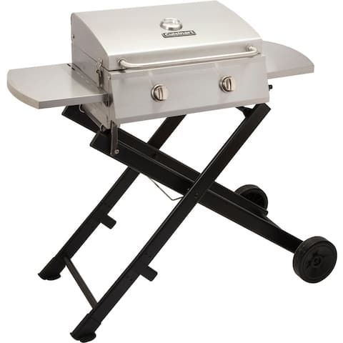Cuisinart Chef's Style Roll-Away Portable Gas Grill
