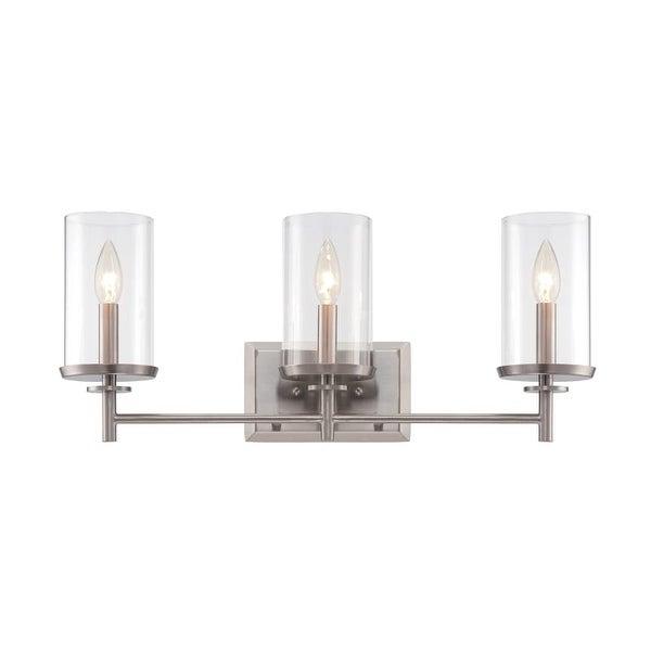 Designers Fountain 87203 Harlowe 3 Light Bathroom Vanity Light