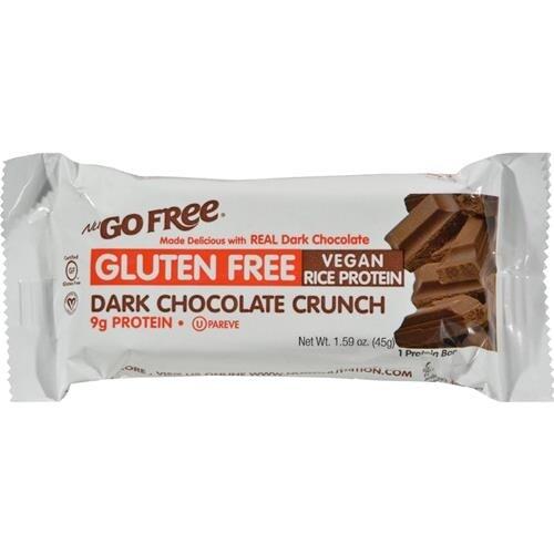 Nugo Nutrition - Nugo Dark Chocolate Crunch Bar ( 12 - 45 GRM)
