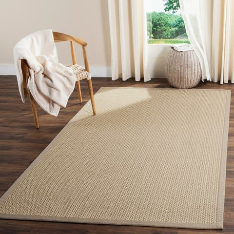 Safavieh Natural Fiber Margret Sisal/ Wool Rug