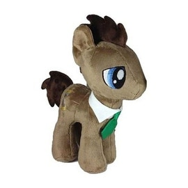 4th Dimension 10.5-inch My Little Pony Dr. Hooves Cool Eyes Plush Toy