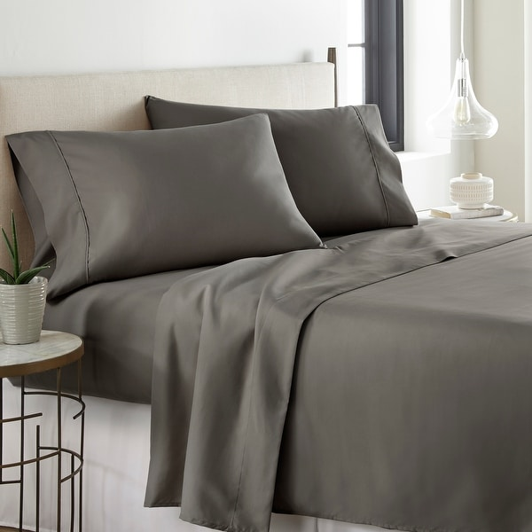 Elegant Hotel Luxury Bed Sheets Set 1800 Series Platinum Collection, Deep Pockets,  Wrinkle U0026amp;