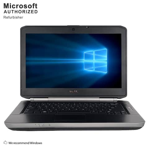 "Dell Latitude E5420 14"" Laptop Intel Core I5-2520M 2.5G 8G RAM 1T SSD DVD WIFI Windows 10 Home (Refurbished A Grade)"
