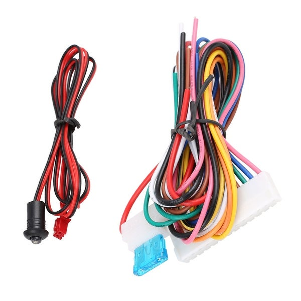 Universal Car Remote Central Kit Door Lock Locking Keyless Entry System DC 12V
