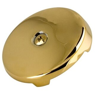 Monogram Brass MB-ODT-100 Decorative Tub Waste And Overflow One Hole Trim Plate