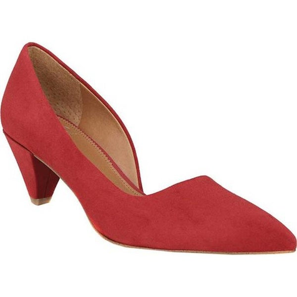 779194db612f Shop Sarto by Franco Sarto Women s Candid D Orsay Pump Cherry Kid ...