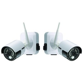 1080p Wireless Rechargeable Security Camera, Pack of 2