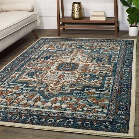 Hagen Vintage Persian Area Rug