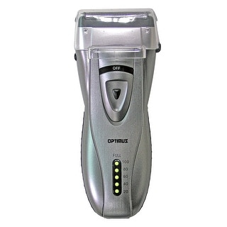 Link to Optimus 50046- Curve Triple Blade Wet/ Dry Men's Shaver - grey Similar Items in Shaving