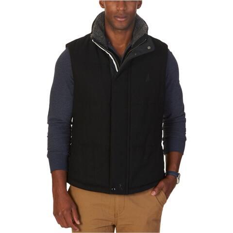 Nautica Mens Heat Retention Quilted Vest