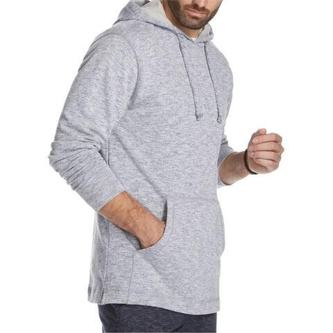 Weatherproof Mens Marled Hoodie Sweatshirt