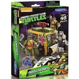Teenage Mutant Ninja Turtles Papercraft Shellraiser Vehicle Pack - multi