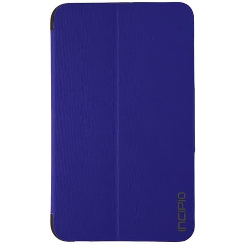 Incipio Clarion Series Protective Folio Case for ZTE ZPad 8 - Blue / Black