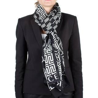 Versace Women's Medusa Head Maze Pattern Silk Scarf Large|https://ak1.ostkcdn.com/images/products/is/images/direct/40fb161c4755f1a15a149f6bfb0ee2769c1a0f06/Versace-Women%27s-Medusa-Head-Maze-Pattern-Silk-Scarf-Large.jpg?impolicy=medium