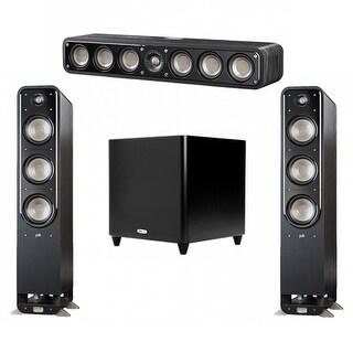 Polk Audio Signature 3.1 System with 2 S60 Speakers, 1 Polk S35, 1 Polk DSW PRO 660 wi Sub