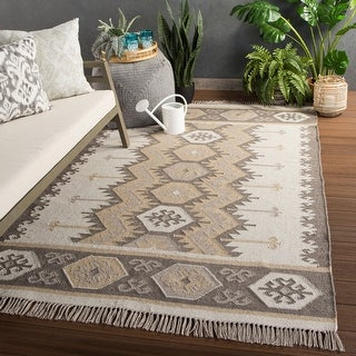 Link to Sonoran Indoor/ Outdoor Geometric Area Rug Similar Items in Patterned Rugs