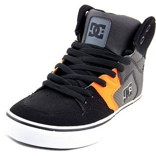 DC Shoes Pro Spec 3.0 Vulc Round Toe Leather Skate Shoe