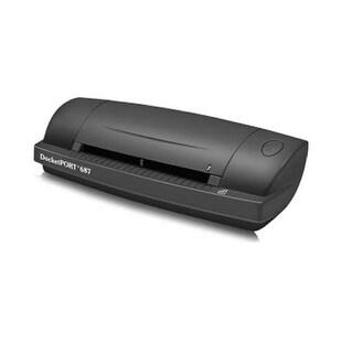 Ambir Technology, Inc. - Dp687 - Desktop - 6 Ppm (B&W); 4 Ppm (Color) At 200 Dpi - Usb 2.0 - Color