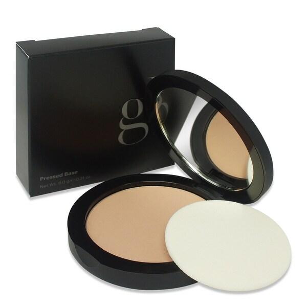 Glo Skin Beauty Pressed Base - Natural Dark .31 Oz