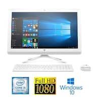 "HP Pavilion 24-G227C Core i5-7200U 8GB 1TB HDD  23.8"" Full HD WLED All-in-One"