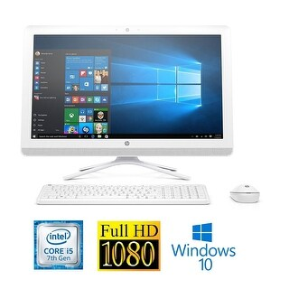 "HP Pavilion 24-G227C Core i5-7200U 8GB 1TB HDD 23.8"" Full HD WLED All-in-One"