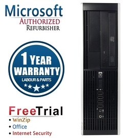 Refurbished HP Compaq Pro 6300 SFF Intel Core I3 3220 3.3G 16G DDR3 2TB DVD WIN 10 Pro 64 1 Year Warranty