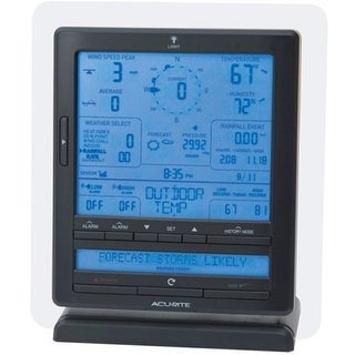 """AcuRite Pro 5-in-1 Weather Station with Weather Ticker Digital Weather Station"""
