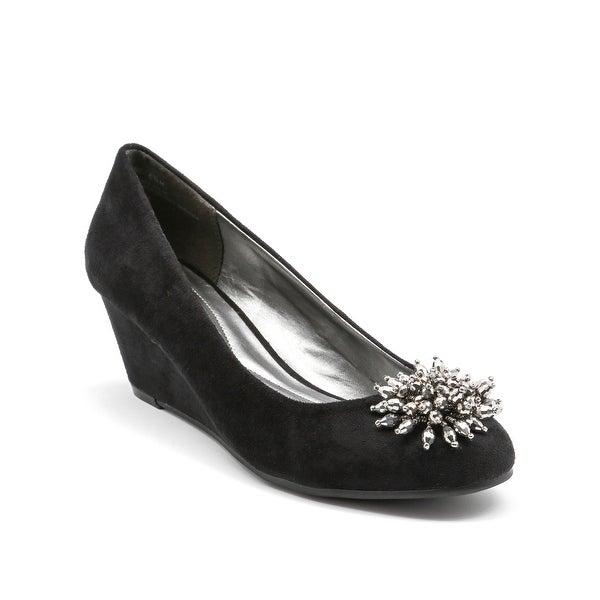 Andrew Geller Valere Women's Heels Black
