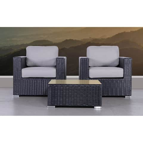 LSI 2 - Person Seating Group with Sunbrella Cushions