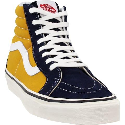 Vans Mens Sk8-Hi 38 Dx Casual Sneakers Shoes