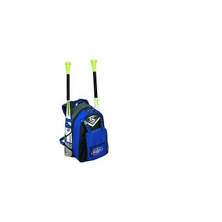 Louisville Slugger Series 5 Stick Pack Baseball Gear Bag (Royal Blue)